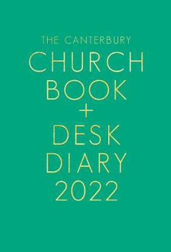 Picture of The Canterbury Church Book & Desk Diary 2022 Hardback Edition