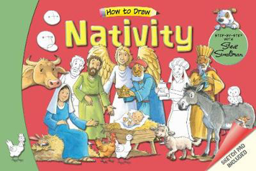 Picture of How to Draw Nativity: Step-by-Step with Steve Smallman
