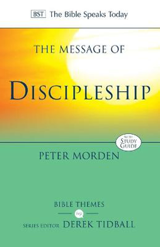 Picture of Message Of Discipleship