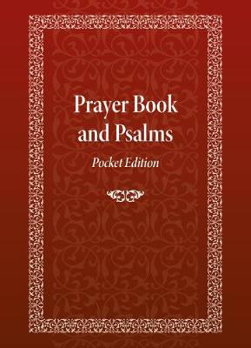 Picture of Prayer Book and Psalms: Pocket Edition