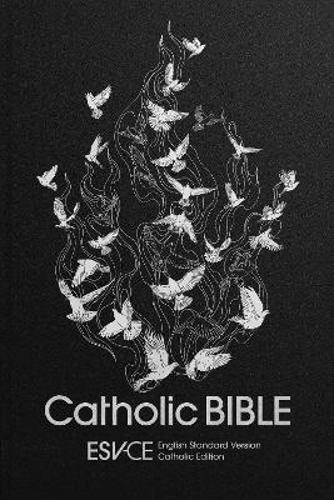 Picture of ESV-CE Catholic Bible, Anglicized Standard Hardback: English Standard Version - Catholic Edition