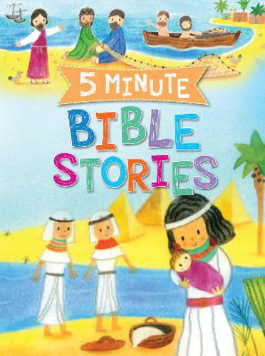Picture of 5 Minute Bible Stories