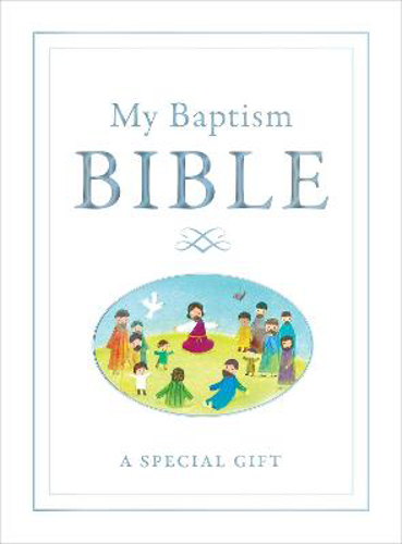 Picture of My Baptism Bible