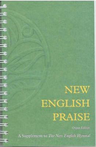 Picture of New English Praise Organ edition