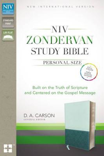 Picture of NIV STUDY BIBLE DAMAGED
