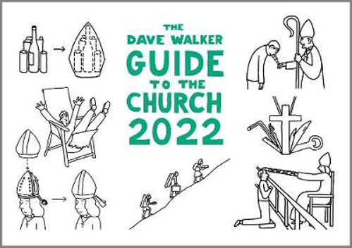 Picture of The Dave Walker Guide to the Church 2022 Calendar