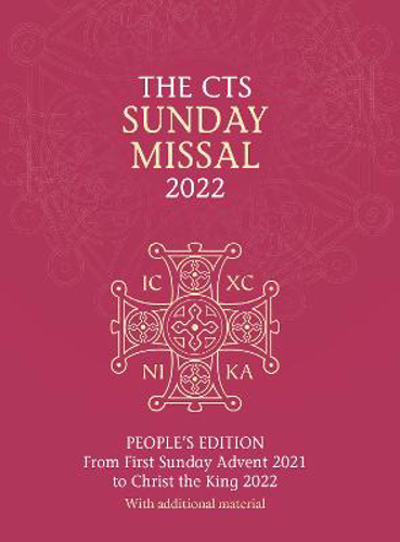 Picture of CTS Sunday Missal 2022